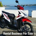 Motorbike Rental Business in Bali