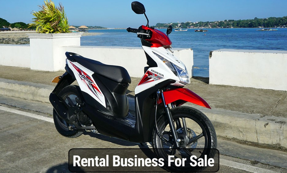 Motorbike Rental Business in Bali