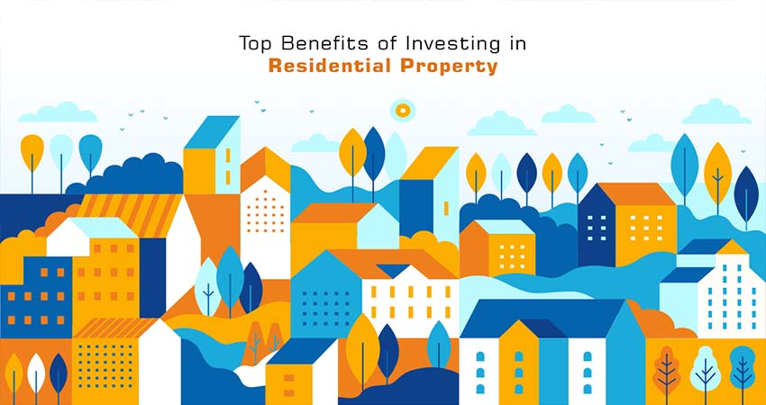 Advantages of Investing In Residential Property