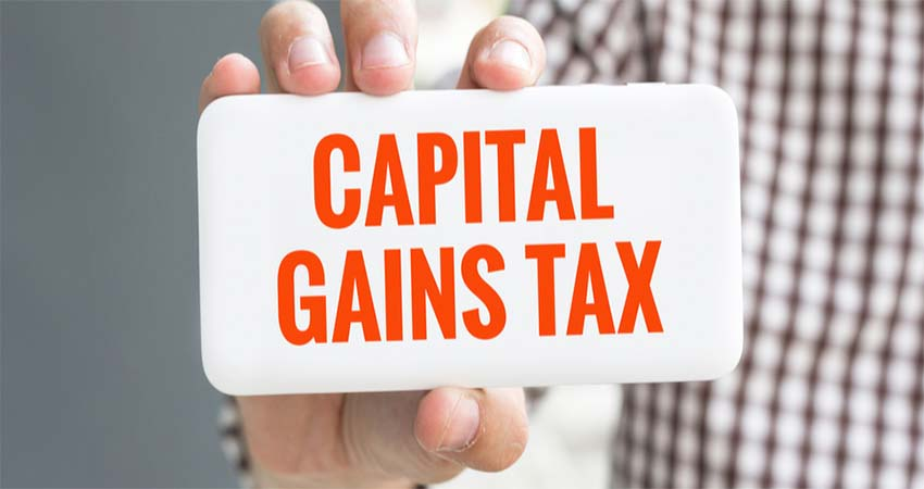 Avoid Capital Gains by Doing This